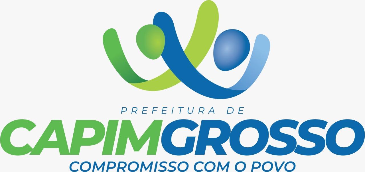 Portal da Prefeitura Municipal de Capim Grosso